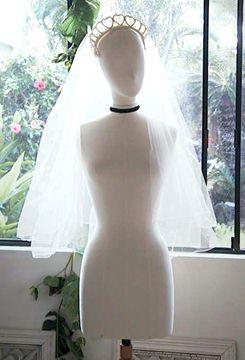 vintage_1950s_wedding_veil