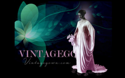 HOW TO BUY A VINTAGE WEDDING GOWN Part Two